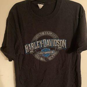 Harley Davidson t shirt sz large